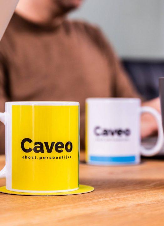 De nieuwe stijl, focus en diensten van Caveo